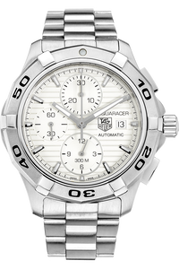 Stainless Steel Aquaracer Chronograph Automatic