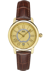 Ladies' Steel Enameled Dial
