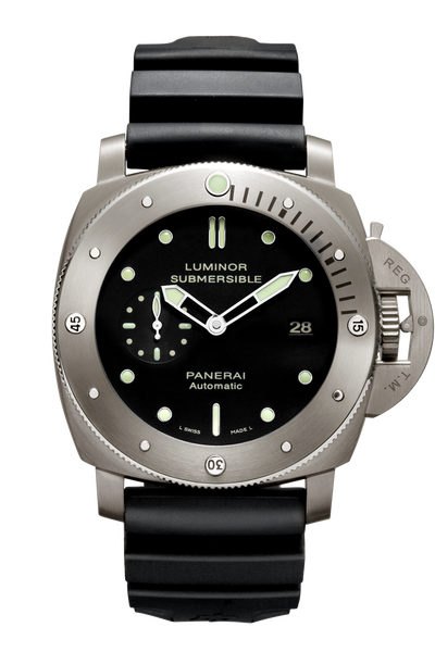Luminor Submersible 1950 3 Days Automatic Titanio - 47MM