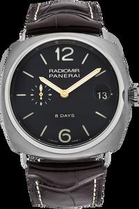 Titanium Radiomir 8 Days Manual