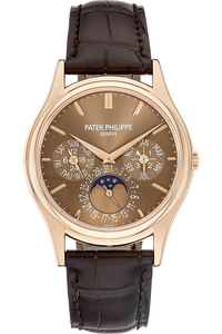 18K Rose Gold Perpetual Calendar Automatic Reference 5140