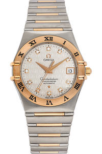 Constellation Rose Gold and Stainless Steel Automatic