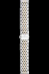 18MM Deco Two-Tone Bracelet