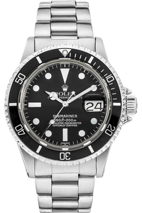 Stainless Steel Submariner Automatic Circa 1979