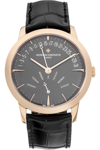 18K Rose Gold Bi-Retrograde Day-Date Automatic