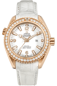 18K Rose Gold Seamaster Planet Ocean Co-Axial Automatic