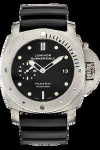 Titanium Luminor Submersible 1950 3 Days Automatic