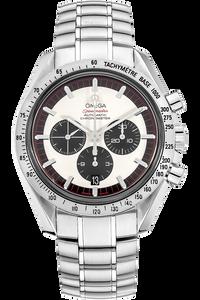 Stainless Steel Speedmaster Legend Michael Schumacher Automatic Limited Edition