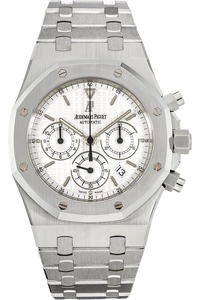 Stainless Steel Royal Oak Chronograph Automatic