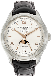 Clifton Moonphase Stainless Steel Automatic