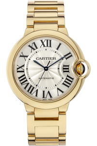 18K Yellow Gold Ballon Bleu Automatic