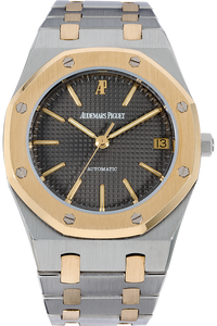18K Yellow Gold and Stainless Steel Royal Oak Automatic