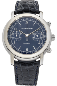 Jules Audemars Chronograph White Gold Automatic