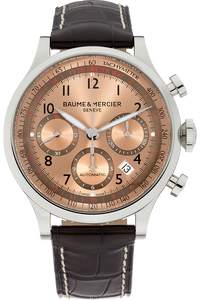Capeland Chronograph Stainless Steel Automatic