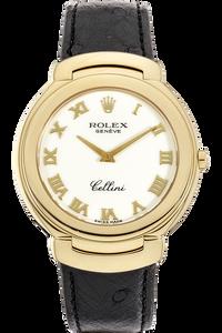 Cellini Yellow Gold Quartz