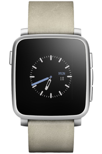 Time Steel Smartwatch Silver
