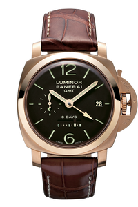 Luminor 1950 8 Days GMT Oro Rosa - 44MM