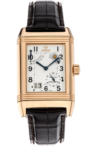 18K Rose Gold Reverso Septantieme Manual Limited Edition