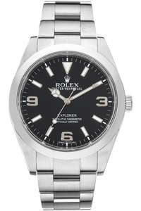 Stainless Steel Explorer Automatic