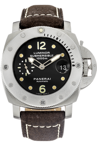 Stainless Steel Luminor 1950 Submersible Automatic