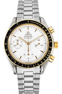 Speedmaster Reduced Yellow Gold and Stainless Steel Automatic