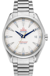 Stainless Steel Seamaster Aqua Terra Co-Axial Automatic