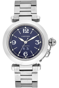 Stainless Steel Pasha C Large Date Automatic
