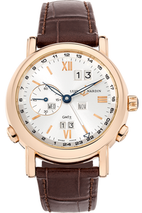 GMT Perpetual Calendar Rose Gold Automatic