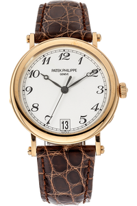 18K Rose Gold Calatrava Automatic Reference 5053