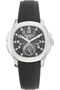Aquanaut Travel Time Reference 5164 Stainless Steel Automatic