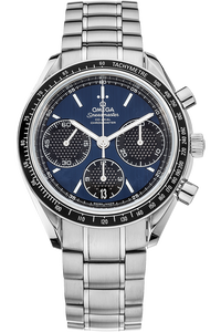 Stainless Steel Speedmaster Racing Co-Axial Chronograph Automatic