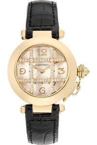 Pasha 32 Yellow Gold Automatic