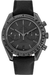 Ceramic Speedmaster Dark Side of the Moon Co-Axial Automatic