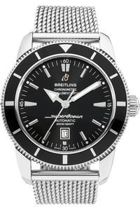 Stainless Steel Superocean Heritage 46 Automatic