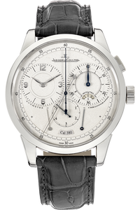 Platinum Duometre Chronograph Manual
