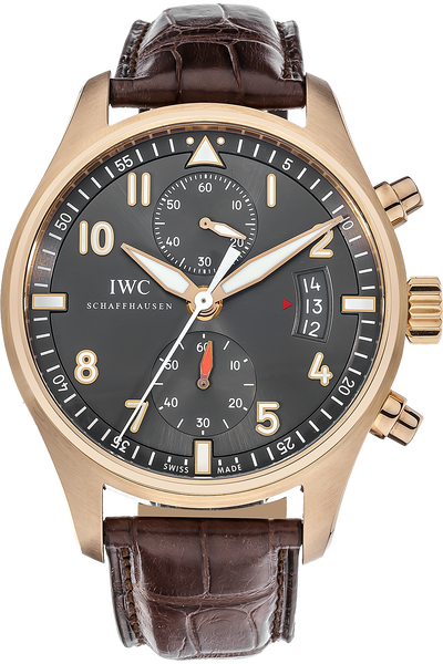 Pilot's Spitfire Chronograph Rose Gold Automatic