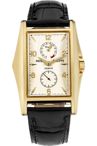 18K Yellow Gold 10 Days Power Reserve Manual Reference 5100 Limited Edition
