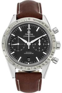 Stainless Steel Speedmaster '57 Co-Axial Chronograph Automatic