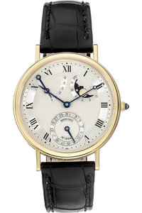 Classique Power Reserve Moonphase Yellow Gold Automatic