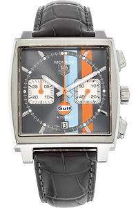 Stainless Steel Monaco Gulf Automatic Limited Edition