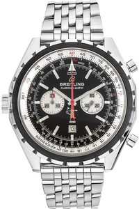 Chrono-Matic Stainless Steel Automatic