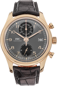18K Rose Gold Portuguese Classic Chronograph Automatic