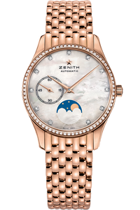 CAPTAIN Ultra Thin Lady Moonphase