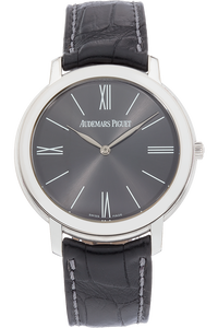 Jules Audemars White Gold Manual