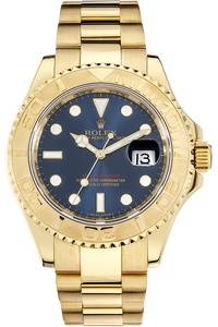18K Yellow Gold Yachtmaster Automatic