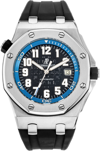Royal Oak OffShore Blue Scuba Special Edition Stainless Steel Automatic