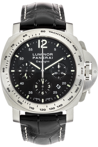 Stainless Steel Luminor Daylight Chronograph Automatic