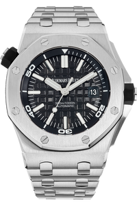 Stainless Steel Royal Oak Offshore Diver Automatic