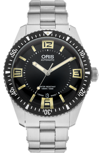 Divers Sixty-Five Stainless Steel Automatic