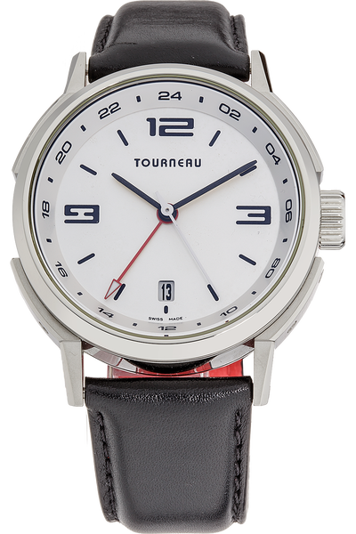 Stainless Steel TNY GMT 40 Automatic